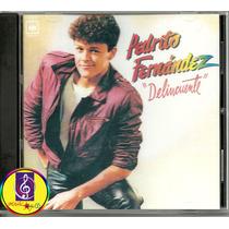 Cd: Pedrito Fernandez - Delincuente - Remaster Digital - Flr