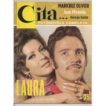 Fotonovela Cita Maricruz Olivier Juan Miranda +póster 1970