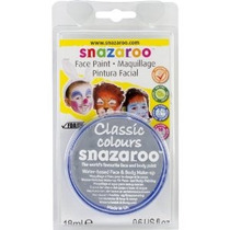 Reeves Snazaroo Face Paint 18ml Gris Claro
