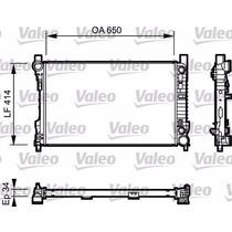 Radiador Mercedes Classe C Valeo