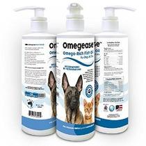 Mejor Omega 3 6 9 Y Aceite De Pescado Para Perros Y Gatos -