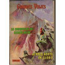 Libro Comic: Grandes Viajes Año:1973.$ 200.00 Tomo V