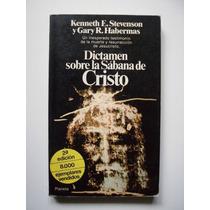 Dictamen Sobre La Sábana De Cristo - Stevenson - 1989 - Maa