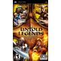 Untold Legends Para Psp-----------------------------mr.game