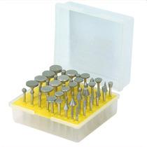 50 Puntas De Diamante Para Mini Taladro Mototool Promoción