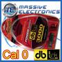Kit De Instalacion Cables Db Link Pk0z Calibre 0 3000 Watts