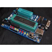 Tarjeta De Desarrollo Mini Para El 8051