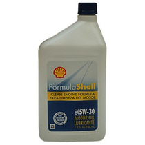 Aceite Motor Gasolina Shell 5w30.