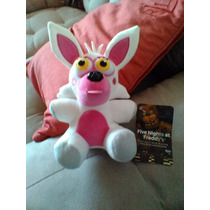 Foxy Mangle Peluche Original Funko Five Nights At Freddy