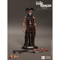Hot Toys Tonto 1/6 En Mano Johnny Depp Nuevo Lone Ranger