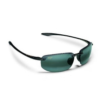 Gafas Maui Jim G807-022 Negro Brillante Hookipa Reader Wrap