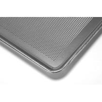 Charola Panadera Rack Espiguero Perforada Aluminio 45 X 65