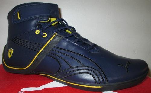 tenis puma bota