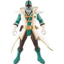 Power Ranger Figura 4 Pulgadas De Super Samurai Guardabosque
