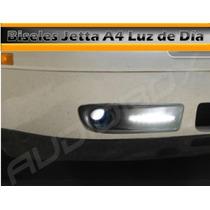 Biseles Jetta A4 Con Luz De Día Inlcuida Solo Audiobox