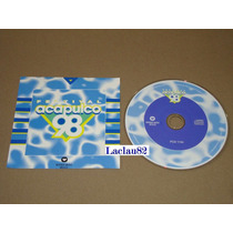 Festival Acapulco 98 Varios 1998 Warner Music Cd