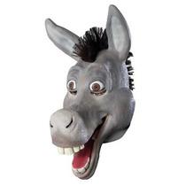 Mascara De Burro De Shrek Para Adultos, Envio Gratis