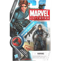 Marvel Universe S2-022 Winter Soldier Variante