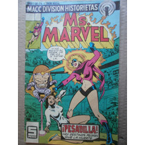 Ms. Marvel # 4 Macc Division Mexico 1978