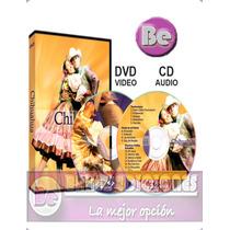 Chihuahua Sus Bailes Y Danzas 1 Dvd + 1 Cd-audio + 1 E-book