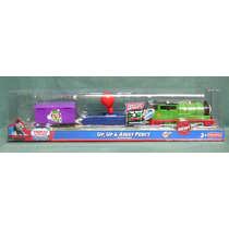 Percy Vagon Globo Y Vagon Circo Thomas Friends Trackmaster