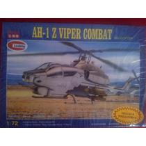 Helicóptero Ah-1z Viper Combat 1/72 Lodela Envío Gratis