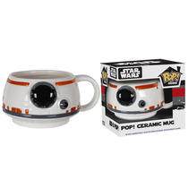 Funko Pop Taza Ceramica Bb-8 Bb8 Droid Star Wars Home Mug
