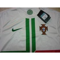 Jersey Nike Seleccion Portugal Euro 2012 Visita Talla Xl