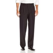 Pantalón Cubavera Negro De Vestir 34x30