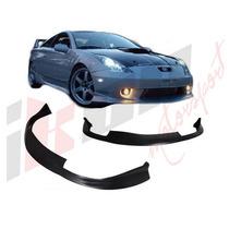 Spoiler Inferior En Defensa Toyota Celica 2000 - 2002 Nuevo!
