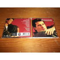 Emmanuel - Mi Historia Musical Cd + Dvd Imp Ed 2005 Mdisk