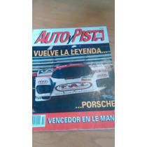 Auto Y Pista - Vuelve La Leyenda Porsche