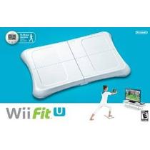 Wii Fit U W / Wii Balance Board Accesorio Y Aparato De Ajust