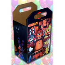 Cajita Feliz, Corona, Para Tu Fiesta Five Night At Freddy´s