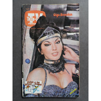 1980 Olga Breeskin Sexy Revista Tele Guia