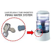 Llave Agua Y Tubo Pimag Watersystem Nikken *agua Magnetizada