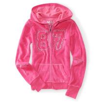 Sudadera (hoodie) Dorm Aeropostale 100% Originales*usa*