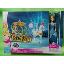 Princesa Cenicienta Disney Grande Carruaje Magico Sin Abrir