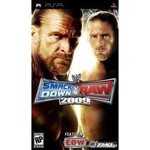 Smackdown Vs Raw 09 Para Psp En ººmr.game-videojuegosºº