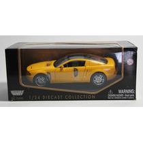 Mustang Gt Concept (hardtop), Escala 1:24, Motor Max
