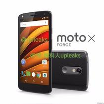 Moto X Force Piel Xt1580 64gb Libre Garantia + Regalos