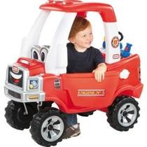 Little Tikes Cozy Fire Truck