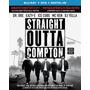 Straight Outta Compton - Bluray + Dvd Importado Unrated Cut