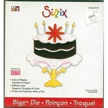 Scrapbook Sizzix Bigz Die Suaje Grande Pastel Con Stand