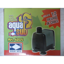 Bomba De Agua Sumergible 350l/h 80cm