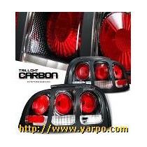Calavera Para Mustang Color Carbon