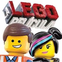Kit Imprimible Lego La Pelicula A Credito