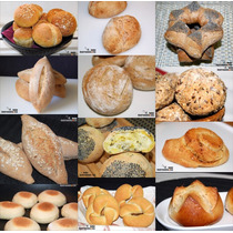 Recetario Panes Panaderia Profesional Dinero Negocio