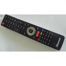 Control Remoto Directo Para Pantalla Hisense Con Netflix