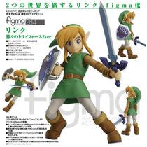 The Legend Of Zelda : A Link Between Worlds - Figma Link